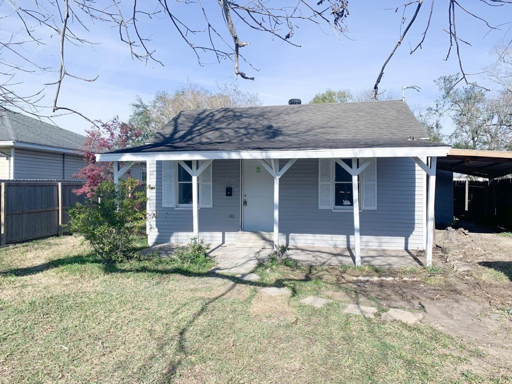 3438 Taft, Groves, Jefferson, Texas, United States 77619, 3 Bedrooms Bedrooms, ,2 BathroomsBathrooms,Rental,Exclusive right to sell/lease,Taft,80365619