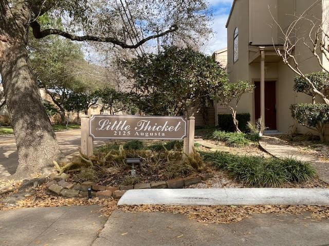 2125 Augusta, Houston, Harris, Texas, United States 77057, 2 Bedrooms Bedrooms, ,1 BathroomBathrooms,Rental,Exclusive right to sell/lease,Augusta,92940907
