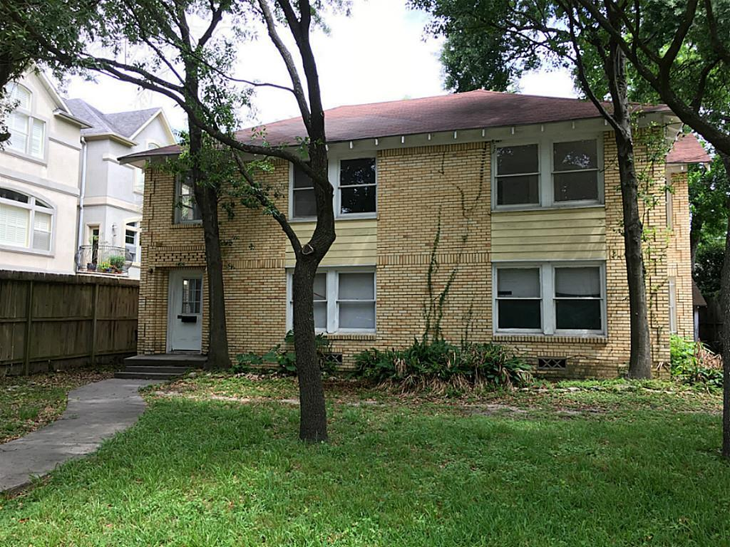 1406 Castle, Houston, Harris, Texas, United States 77006, 2 Bedrooms Bedrooms, ,1 BathroomBathrooms,Rental,Exclusive right to sell/lease,Castle,5645507