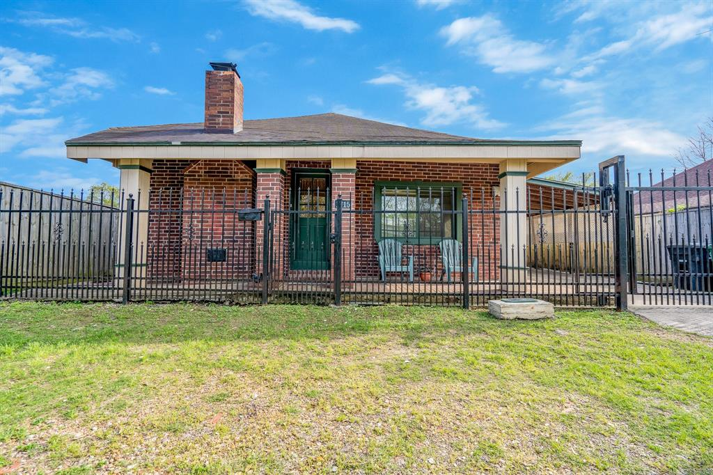 1715 Maud, Houston, Harris, Texas, United States 77007, 4 Bedrooms Bedrooms, ,1 BathroomBathrooms,Rental,Exclusive right to sell/lease,Maud,26334910