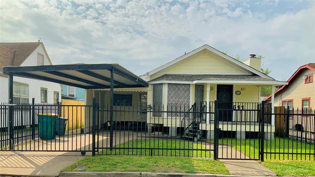 611 Bolster, Baytown, Harris, Texas, United States 77520, 2 Bedrooms Bedrooms, ,1 BathroomBathrooms,Rental,Exclusive right to sell/lease,Bolster,34979868