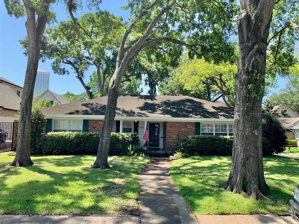 5631 Piping Rock, Houston, Harris, Texas, United States 77056, 3 Bedrooms Bedrooms, ,2 BathroomsBathrooms,Rental,Exclusive right to sell/lease,Piping Rock,78399453