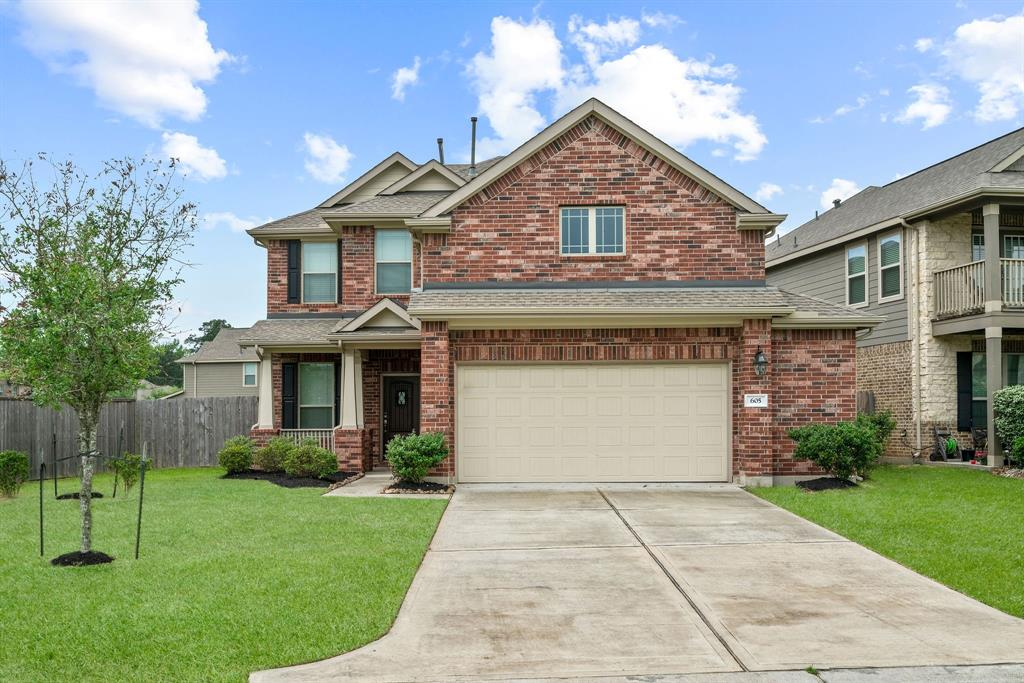 605 Pine Creek, Conroe, Montgomery, Texas, United States 77301, 4 Bedrooms Bedrooms, ,2 BathroomsBathrooms,Rental,Exclusive right to sell/lease,Pine Creek,95996530