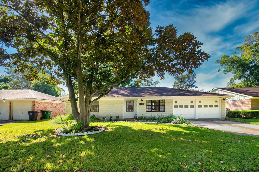 Welcome to 5729 Alvarado Dr!  This home has been updated inside and out.  Notice the fresh exterior brick and window paint.