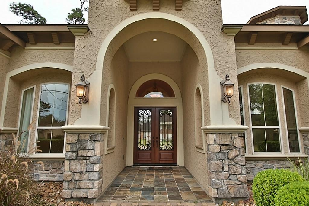 4 Benefits Of Iron Front Entry Doors Medford Design Build
