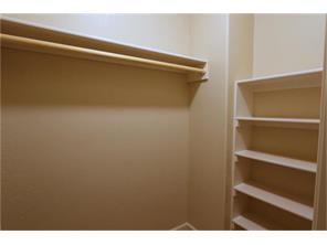 All bedrooms complete with huge walk-in closets and built-in shelving