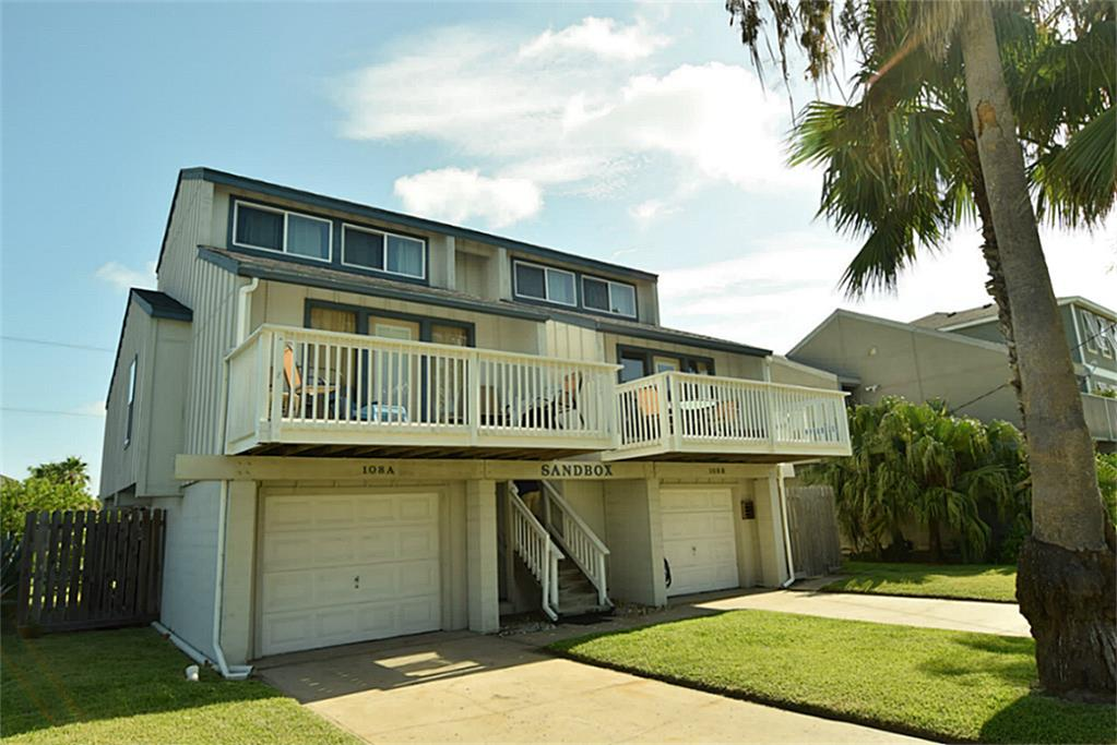 108 E Georgia Ruth Drive, South Padre Island, TX 78597
