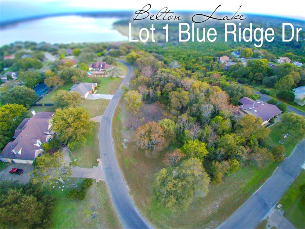 Lot 1 Blue Ridge Drive, Belton, TX 76513