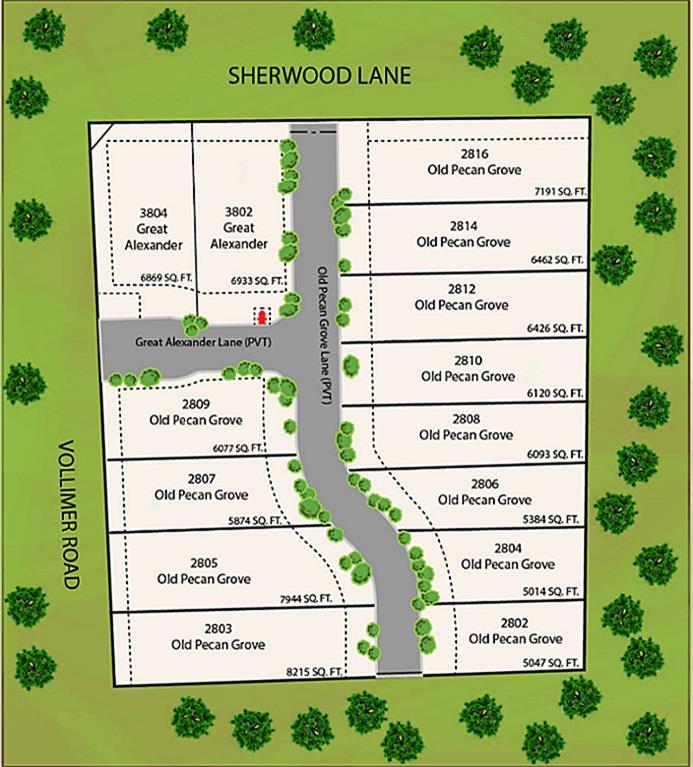 2812 Old Pecan Grove Ln Houston Tx 77092 Har Com