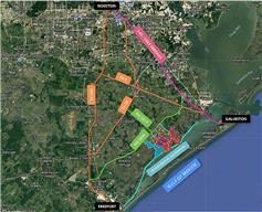 Property is by FM 2917 & FM 2004, 10 miles to TX-35 & TX-6, 15 Miles to Alvin & I-45/Gulf Frwy, 20 Miles to TX-288 & Galveston Beaches, 30 Miles to Freeport & 45 Miles to Houston.