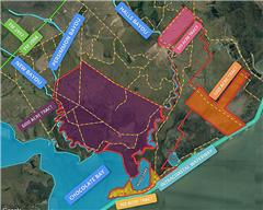 Also Available as 5000, 1000, 500 & 300 (Minimum) Acre Tracts.