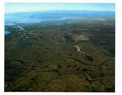 Aerial View from FM 2004 of Tracts,  Chocolate Bay, New Bayou, Halls Lake & Intracoastal Waterway