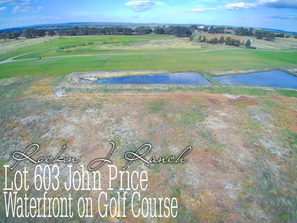 Lot 603 John Price, Blanco, TX 78606