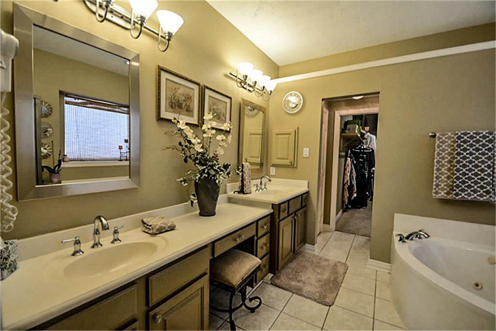 Lake Loop Dr Cypress TX HARcom - High low bathroom vanity