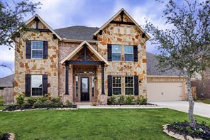 Houston Home at 2102 Opal Field Lane Rosenberg                           , TX                           , 77469 For Sale
