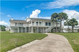 Houston Home at 4321 Jolly Roger Road Jamaica Beach , TX , 77554 For Sale