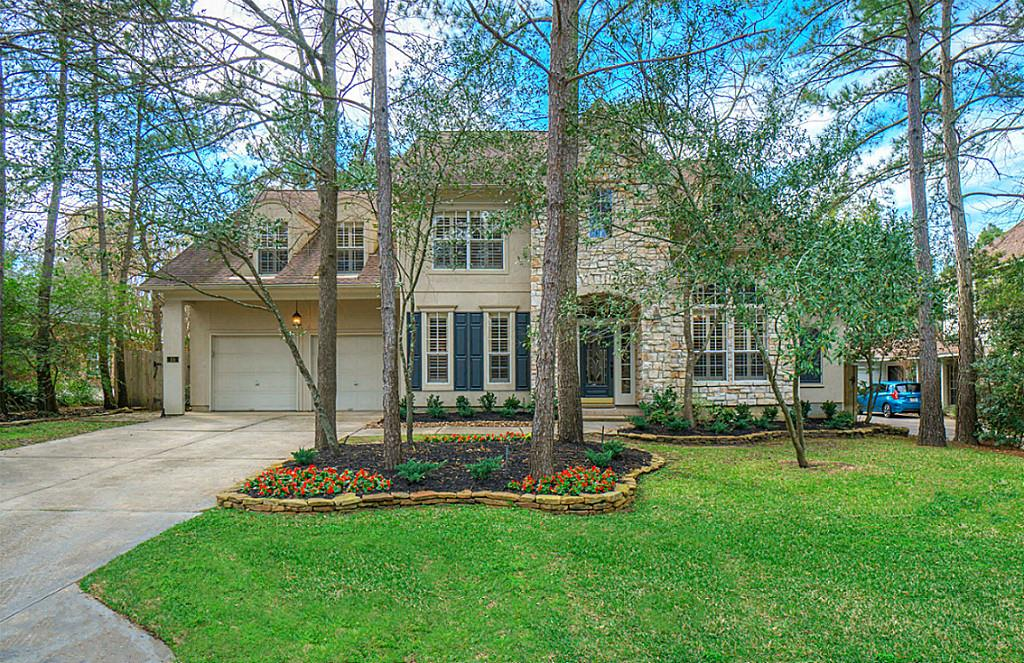 15 Scenic Mill Place, The Woodlands, TX, 77382   Greenwood King ...
