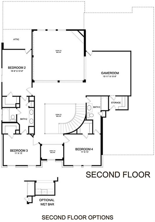 Attractive K Hovnanian Home Floor Plans Part - 13: 1116 Boxwood Place, Friendswood TX 77546