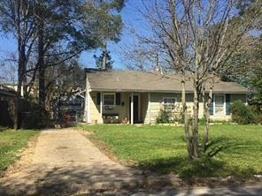 Houston Home at 1250 Lamonte Lane Houston , TX , 77018-4216 For Sale