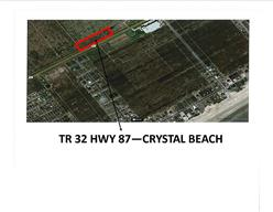 Houston Home at TR 32 Hwy 87 Crystal Beach , TX , 77650 For Sale