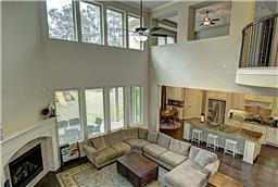 20  Ceiling in Family Room