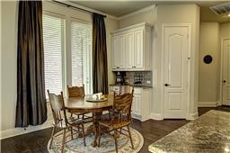 Separate Breakfast Area with Butlers Pantry or Serving Area