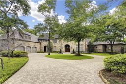 Houston Home at 15 Mott Lane Piney Point Village , TX , 77024-7315 For Sale