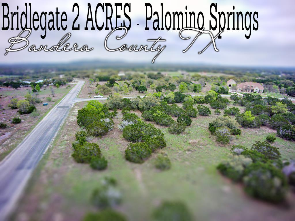 Lot 112 Palomino Springs, Bandera, TX 78003