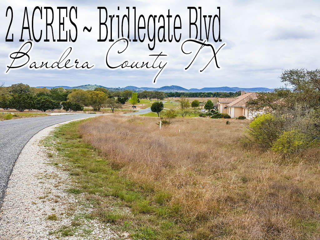Lot 12 Bridlegate Boulevard, Bandera, TX 78003