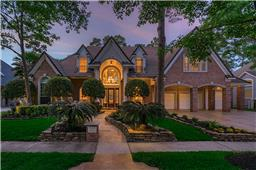 Houston Home at 23 Links Side Court Kingwood                           , TX                           , 77339-3765 For Sale