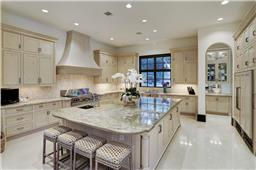 A sample of a Charter Custom Homes kitchen...