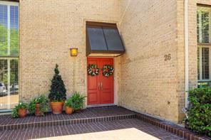 Houston Home at 26 River Hollow Lane Houston                           , TX                           , 77027-9402 For Sale