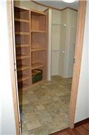 Nice large closet in Master Bedroom