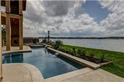 Amazing Panoramic Open Water Views Overlooking Pool/Spa/Kitch/ 2 FP Upstairs Balcony and Down