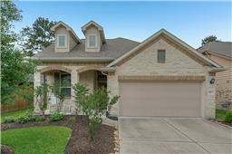 Houston Home at 54 Wolf Cabin Circle The Woodlands                           , TX                           , 77389-4945 For Sale