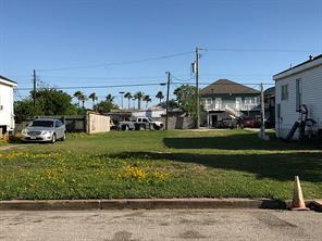 Houston Home at LOT 6 Avenue K Galveston , TX , 77551 For Sale