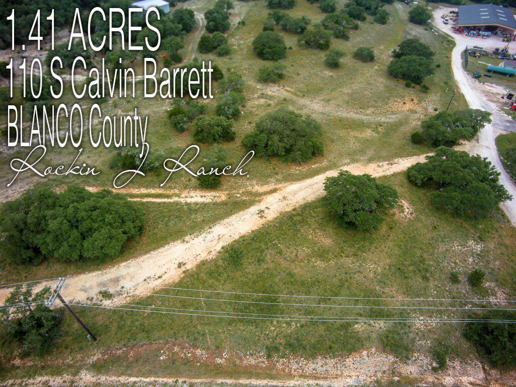 110 S Calvin Barrett, Blanco, TX 78606