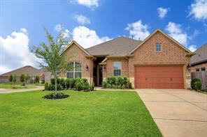 Houston Home at 2907 Jadestone Lane Richmond                           , TX                           , 77406 For Sale