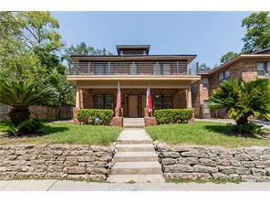 Houston Home at 1338 Pierce Street 1 Houston , TX , 77019-4002 For Sale
