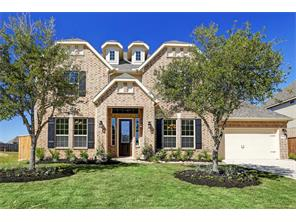 Houston Home at 23422 Sandrigo Street Richmond , TX , 77406 For Sale