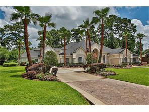 Located 5 minutes from The Woodlands, & across from Augusta Pines Golf Club!
