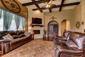 Houston Home at 5807 Ranch Hill Drive Magnolia                           , TX                           , 77354-5054 For Sale