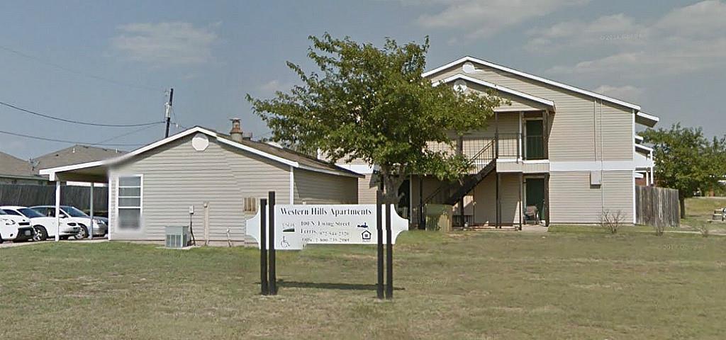 100 Ewing Street, Ferris, TX 75125