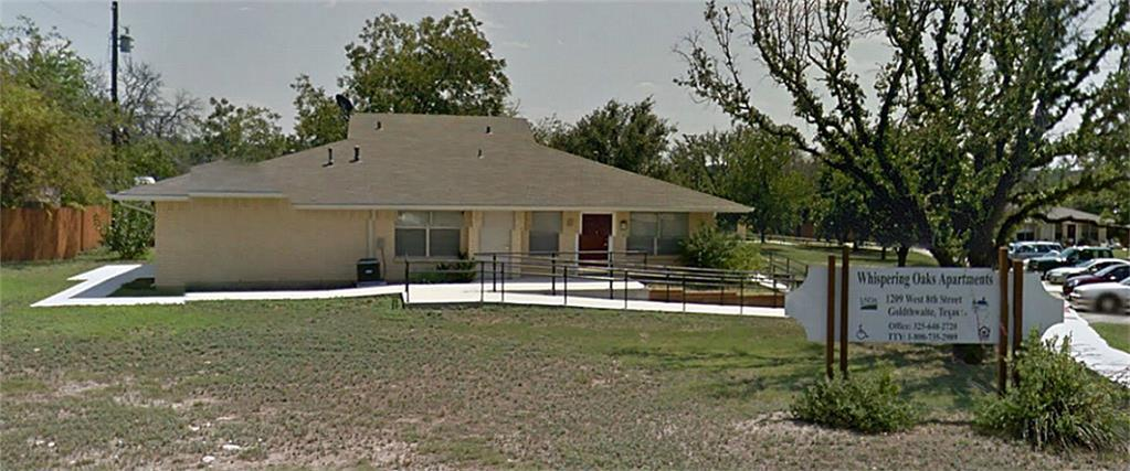 1209 W 8th Street, Goldthwaite, TX 76844