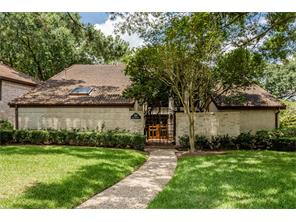 Houston Home at 1318 Brooklake Drive Houston , TX , 77077-3204 For Sale
