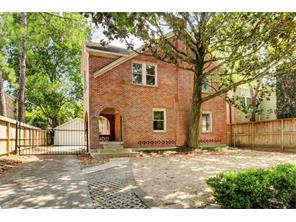 Houston Home at 3011 Bissonnet Street Houston                           , TX                           , 77005-4018 For Sale