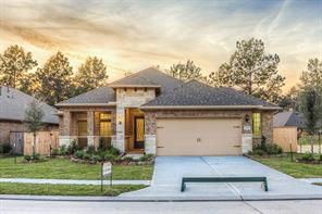 Houston Home at 134 Purslane Way Montgomery , TX , 77316 For Sale
