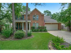 Houston Home at 22 Peaceful Canyon Circle The Woodlands                           , TX                           , 77381-4487 For Sale