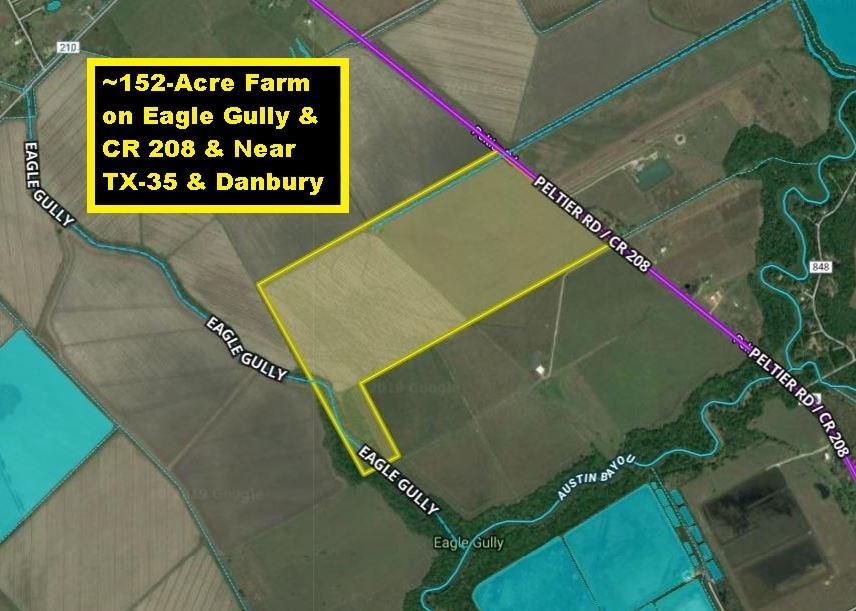 000000 County Road 208, Danbury, TX 77534