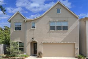 Houston Home at 7726 South Fall Run Crossing Houston , TX , 77055 For Sale